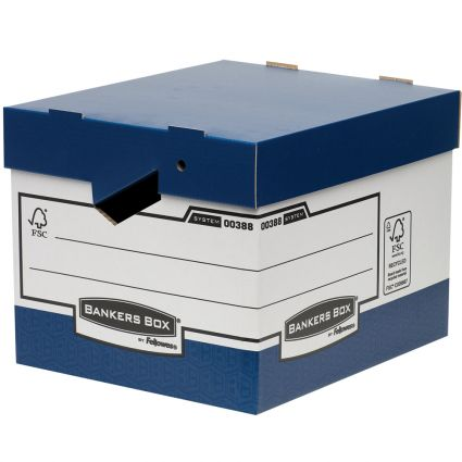 Pudło Bankers Box® ERGO-Box™
