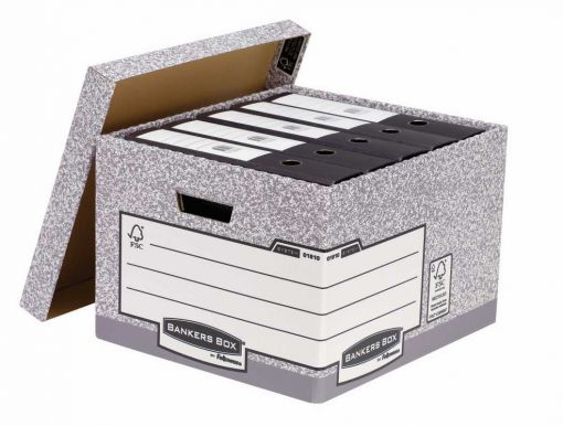Duże pudło na archiwa