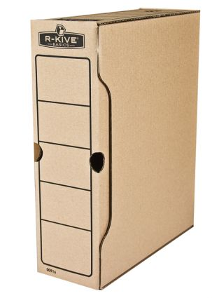 Pudełka na akta 80 i 100 mm