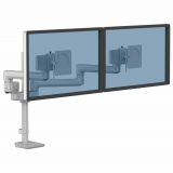 Ramię na 2 monitory TALLO Modular™ 2FFS (srebrne)