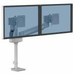 Ramię na 2 monitory TALLO Modular™ 2MS (srebrne)