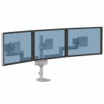 Ramię na 3 monitory TALLO Modular™ 3FFS (srebrne)