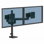 Ramię na 2 monitory TALLO Modular™ 2FS (czarne)