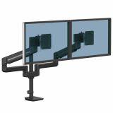 Ramię na 2 monitory TALLO Modular™ 2FMS (czarne)