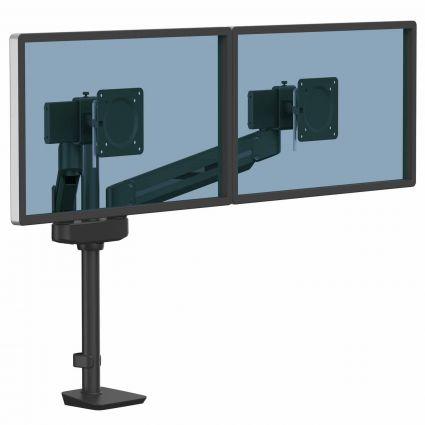 Ramię na 2 monitory TALLO Modular™ 2MS (czarne)