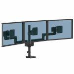 Ramię na 3 monitory TALLO Modular™ 3FFS (czarne)