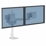 Ramię na 2 monitory TALLO Modular™ 2FS (białe)