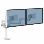Ramię na 2 monitory TALLO Modular™ 2FFS (białe)