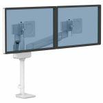 Ramię na 2 monitory TALLO Modular™ 2MS (białe)