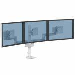 Ramię na 3 monitory TALLO Modular™ 3FFS (białe)
