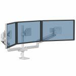 Ramię na 3 monitory TALLO Modular™ 3FMS (białe)