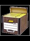 Bankers Box® WOODGRAIN