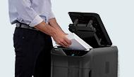 Automax™ - poznaj pierwsze w 100% automatyczne niszczarki