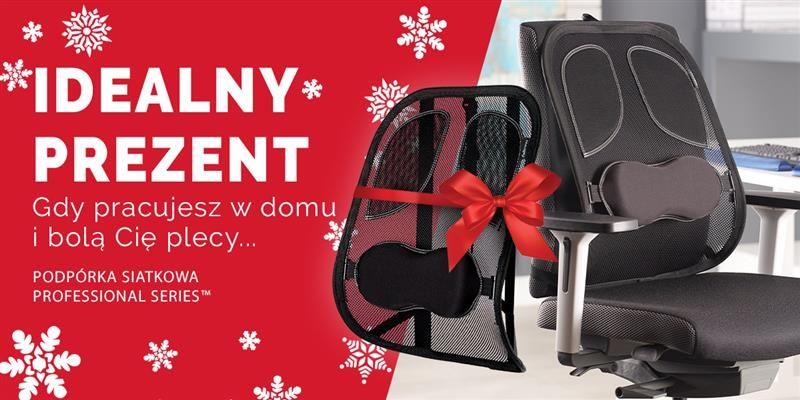 Idealny prezent na święta – ergonomiczne produkty do pracy na laptopie i nie tylko  – część 1