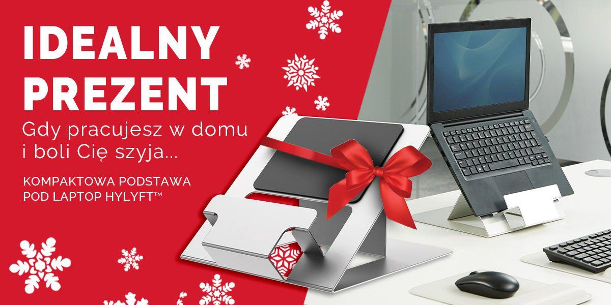 Idealny prezent na święta – ergonomiczne produkty do pracy na laptopie i nie tylko – część 2