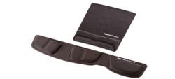 Podkładki ergonomiczne pod mysz i przed klawiaturę