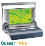 Fellowes Quasar Wire bindownica