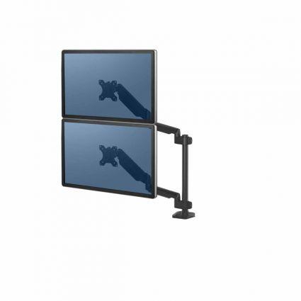 Ramię na 2 monitory pionowe Platinum Series™