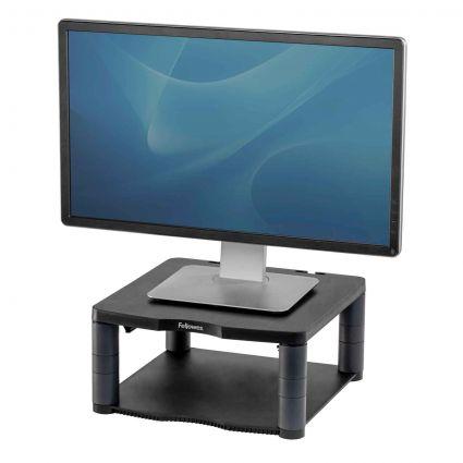 Podstawa pod monitor Premium z półką