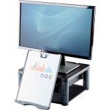 Podstawa pod monitor z szufladą/copyholderem