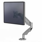 Ramię na 1 monitor Eppa™ - srebrne