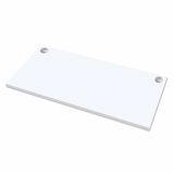 Blat do biurka Levado™ - biały